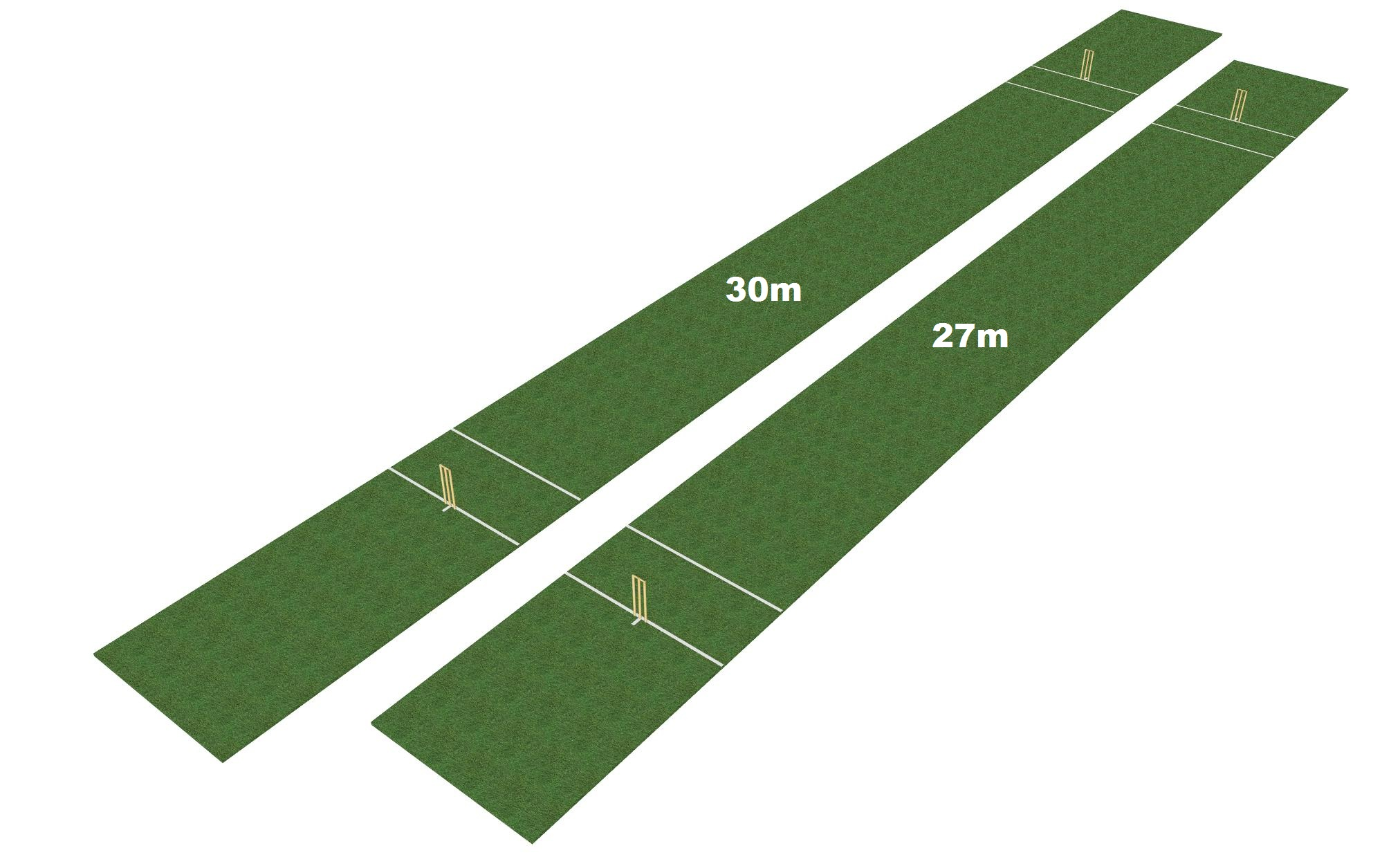 Match Pitch Configurations